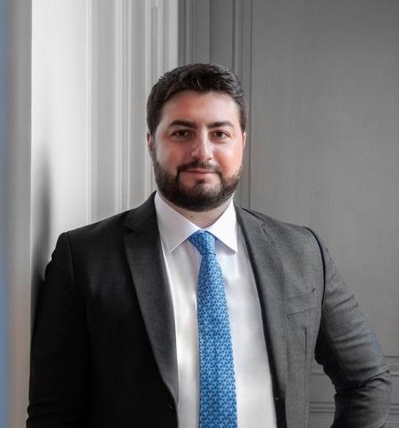Portrait Arnaud Esteve avocat Paris